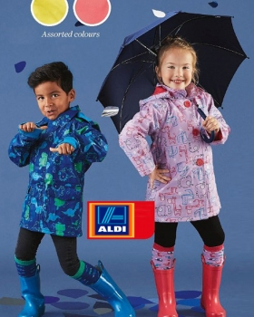 ALDI Catalogue rainy days 24th June 2017