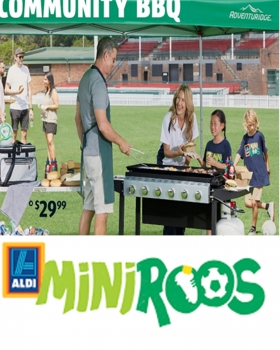 Aldi Mini Roos Catalogue cover Feb 2018 Media P