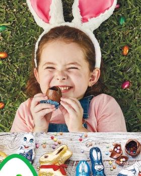 Chloe Delle Vedove Big W Easter TVC Mar 17 MEDIA PAGE