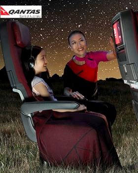 Joyce Huang Qantas Dec 2015
