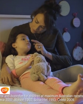 Miranda Heeney Childrens Panadol TVC July16