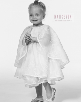 Molly Mahoney Little Miss Maticevski range 2014 3