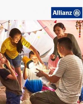Seeto Family for Allianz for news