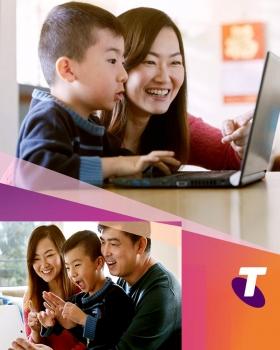 Telstra NBN Home Bundle Mary Santoso Media Page