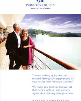 Princess Cruises 2012 3